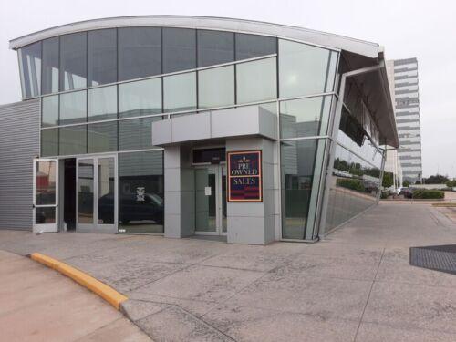 Structural Demolition Of West Houston Porsche dealership