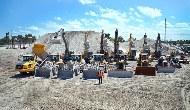 Demoltition & Crush Concrete