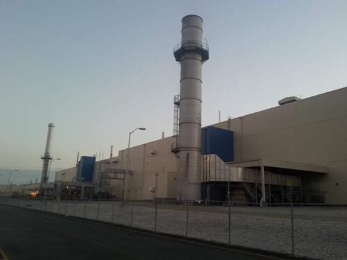 Lords Town Chevy Cruz plant