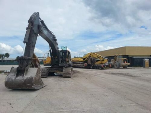 Structural demolition & abatement of Titusville Mall